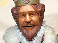 The Burger King Guy